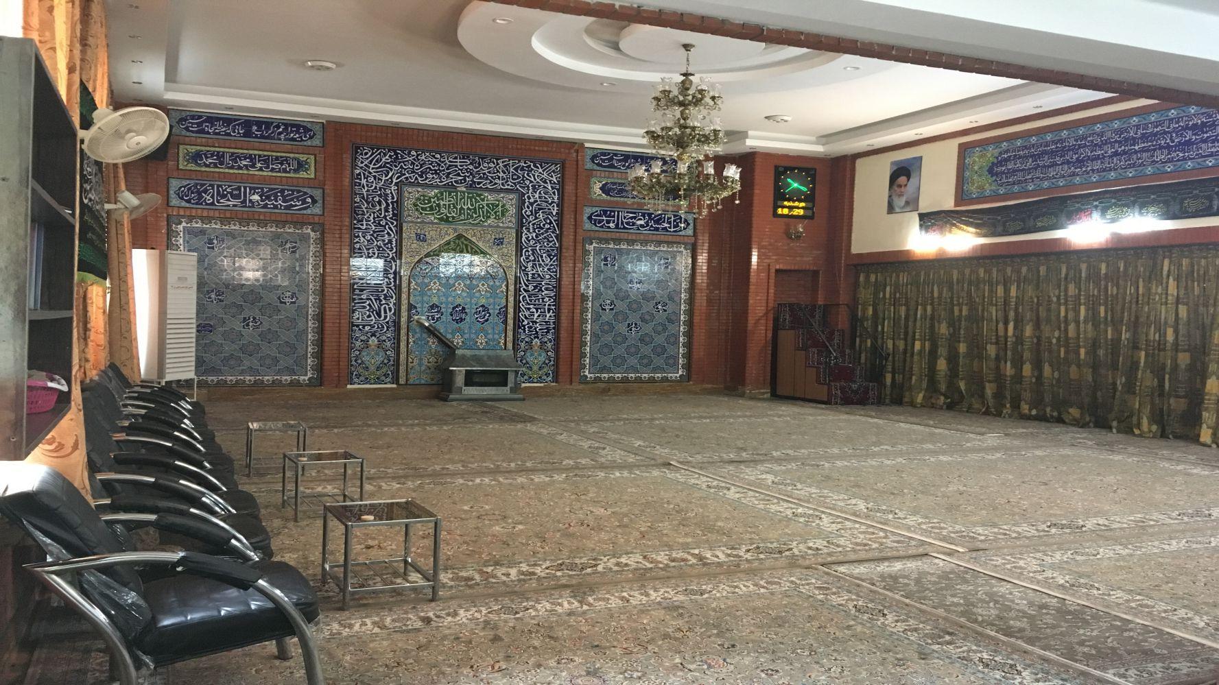 حسینیه نزدیک جرم فردوسی ها